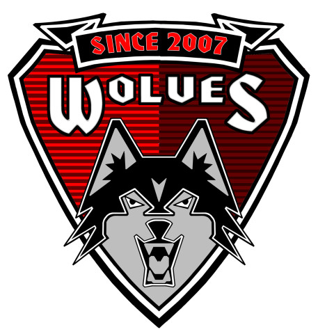 Wolves Official Logo (since 2007)