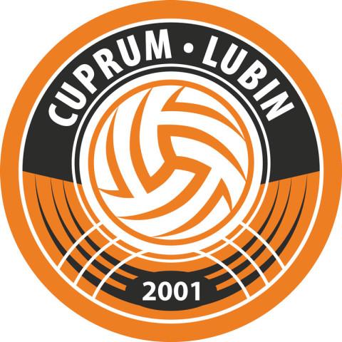 CUPRUM-Lubin-volleyball-log