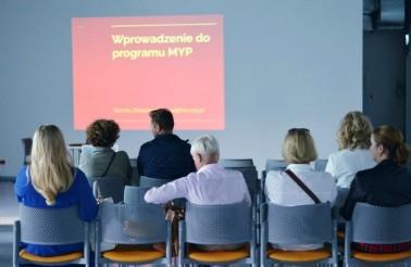 szkolenie MYP dla rodzicow w Międzynarodowym LO we Wrocławiu