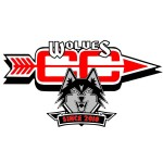 Wolves Athletic Program Cross Country logo