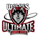 Wolves Athletic Program Ultimate Frisbee logo